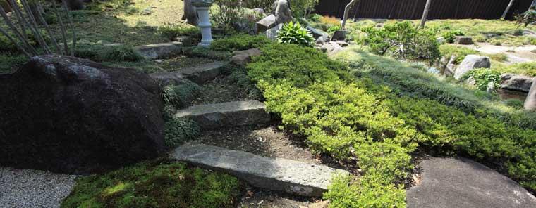 Natursteine verlegen, draußen oder drinnen
